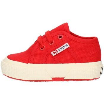 Sko Børn Lave sneakers Superga 2750S0005P0 Red