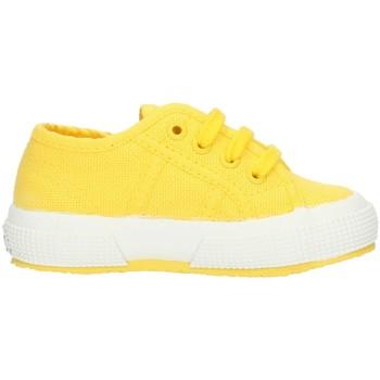 Sko Børn Lave sneakers Superga 2750S0005P0 Yellow Sunflower