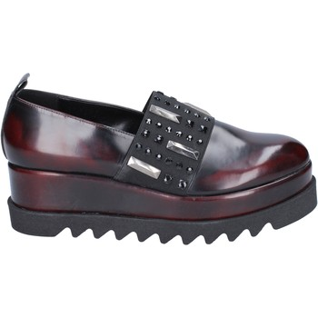 Sko Dame Slip-on Olga Rubini Sneakers BS834 Violet