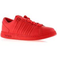 Sko Dame Lave sneakers K-Swiss Lozan Iii Monochrome Rød