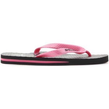 Sko Dame Klipklapper  K-Swiss Zorrie 92601-064-M pink, black