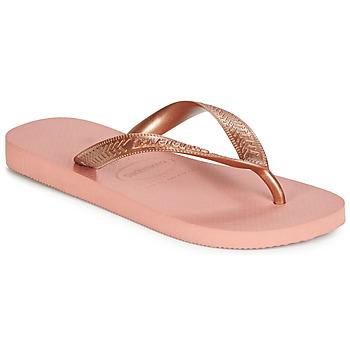 Sko Dame Klipklapper  Havaianas TOP TIRAS Pink