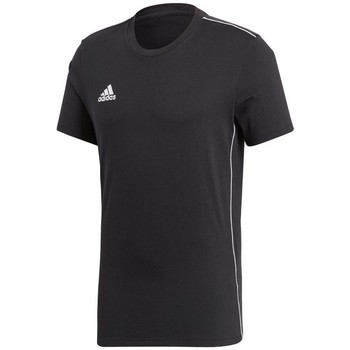 textil Herre T-shirts m. korte ærmer adidas Originals Core 18 Sort