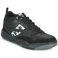 Sko Herre Lave sneakers Kappa BORIS Sort / Grå