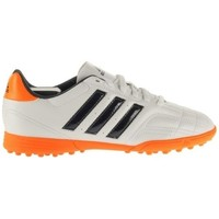 Sko Børn Fodboldstøvler adidas Originals Goletto IV TF J Hvid