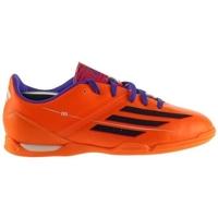 Sko Børn Fodboldstøvler adidas Originals F10 IN J Orange, Lilla