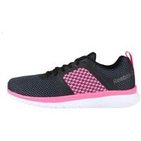Sko Dame Løbesko Reebok Sport PT Prime Run Sort, Pink