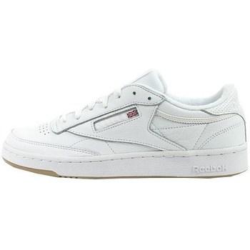Sko Herre Lave sneakers Reebok Sport Club C 85 Hvid