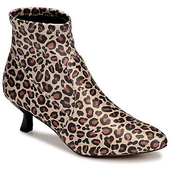 Sko Dame Høje støvletter Katy Perry THE BRIDGETTE Leopard