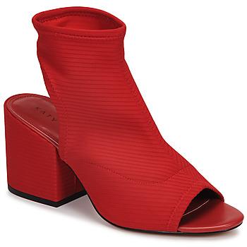 Sko Dame Høje støvletter Katy Perry THE JOHANNA Rød
