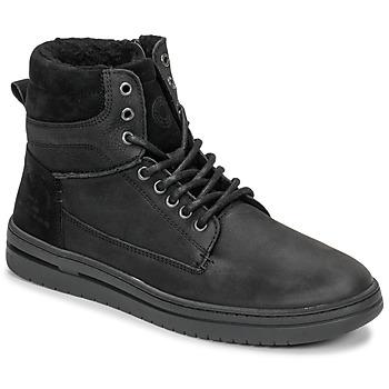 Sko Dreng Høje sneakers Bullboxer AID500E6L-BLCK Sort
