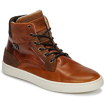 Sko Herre Høje sneakers Bullboxer 648K55858A2501 Brun