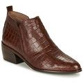 Støvler Wonders  E6022-COCO-MARRON