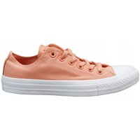 Sko Børn Lave sneakers Converse Chuck Tylor AS OX Pink