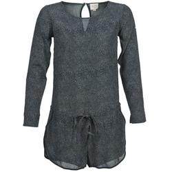 textil Dame Buksedragter / Overalls Petite Mendigote LOUISON Sort / Grå