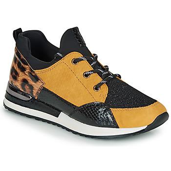 Sko Dame Lave sneakers Remonte Dorndorf R2503-70 Sort