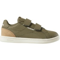 Sko Børn Lave sneakers Reebok Sport Royal Comp Cln 2V Oliven,Grøn