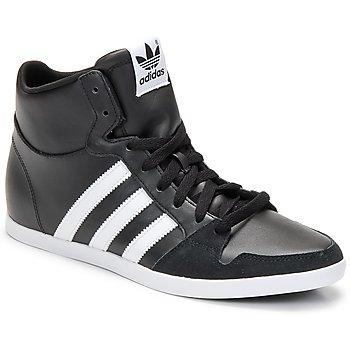 Sko Herre Høje sneakers adidas Originals ADILAGO MID Sort / Hvid