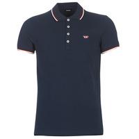 textil Herre Polo-t-shirts m. korte ærmer Diesel T RANDY NEW Marineblå