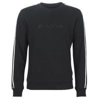 textil Herre Sweatshirts Diesel WILLY Sort