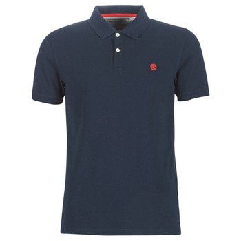 textil Herre Polo-t-shirts m. korte ærmer Timberland SS MR Polo Slim DARK SAPPHIRE Marineblå