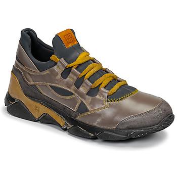 Sko Herre Lave sneakers Moma TONY GREY Grå