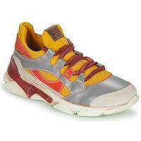 Sko Dame Lave sneakers Moma TONY BIANCO Gul