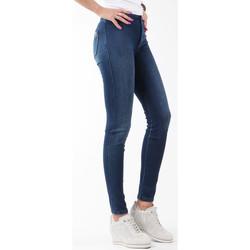 textil Dame Jeans - skinny Wrangler Jegging W27JGM85F navy