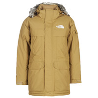 textil Herre Parkaer The North Face MEN'S MC MURDO Kamel