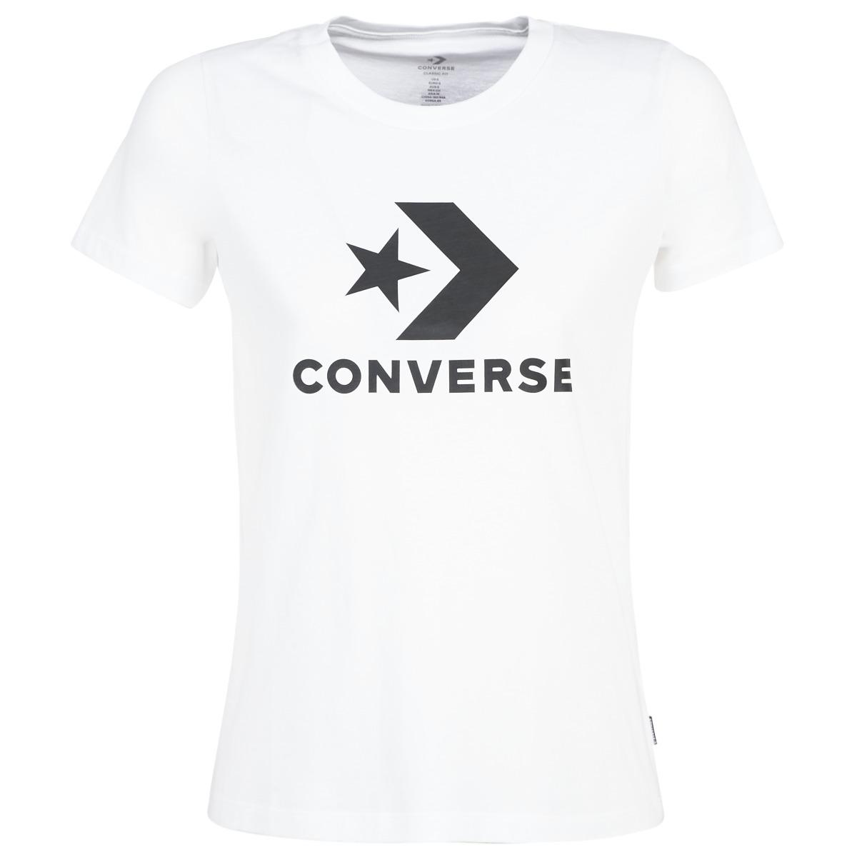 T-shirts m. korte ærmer Converse  STAR CHEVRON