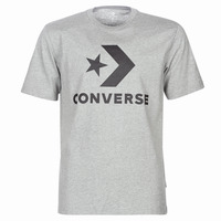 textil Herre T-shirts m. korte ærmer Converse STAR CHEVRON Grå