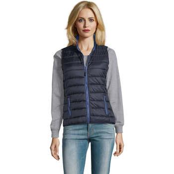 textil Dame Habit vest Sols WAVE LIGHTWEIGHT WOMEN Azul