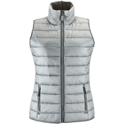 textil Dame Habit vest Sols WAVE LIGHTWEIGHT WOMEN Plata