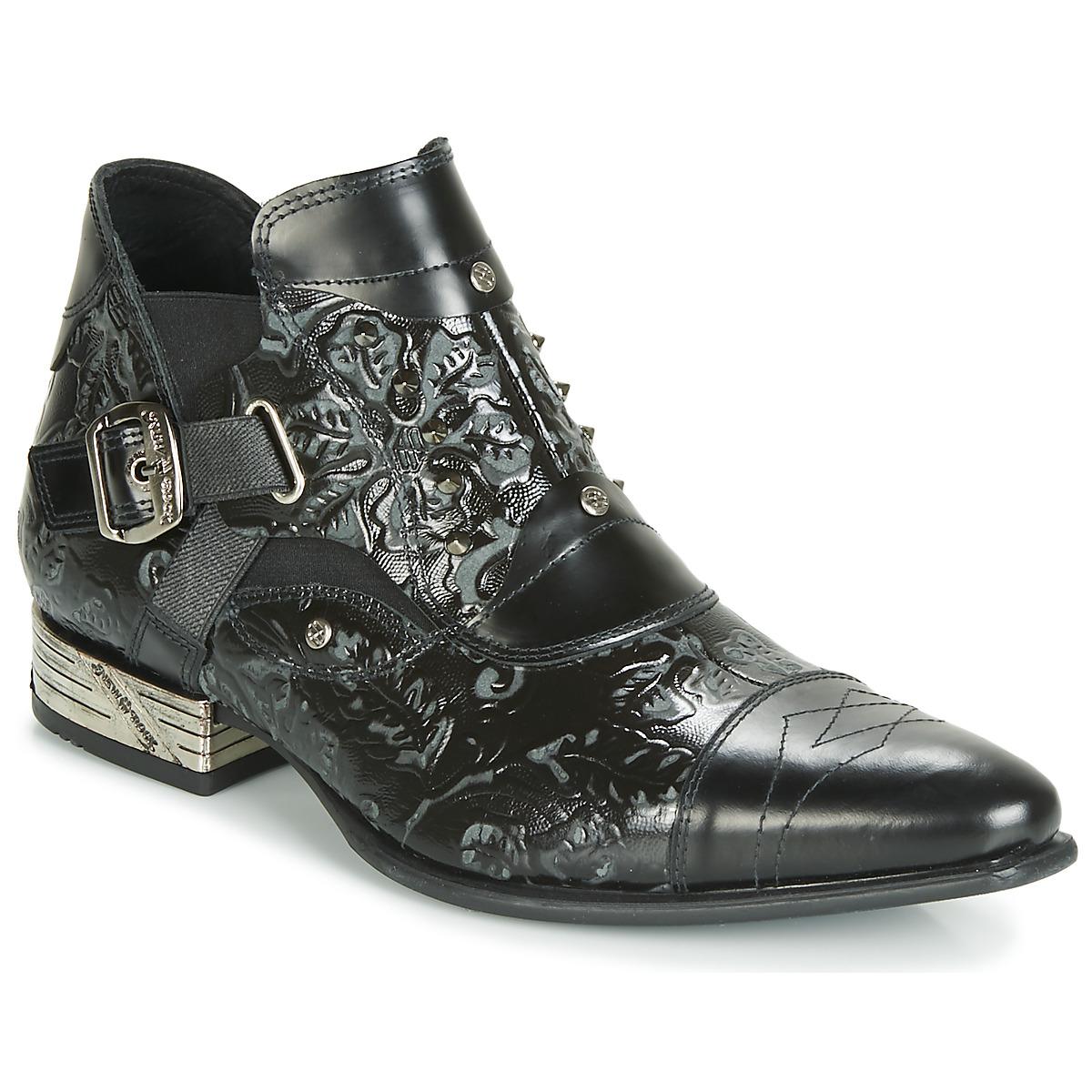 Støvler New Rock  BRAVA