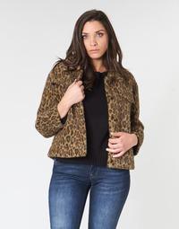 textil Dame Jakker See U Soon 9262153 Leopard