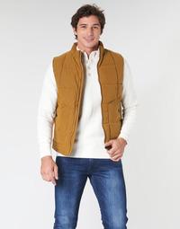 textil Herre Dynejakker Oxbow L2JONBAY Kamel