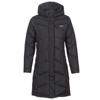 textil Dame Dynejakker Patagonia W'S DOWN WITH IT PARKA Sort