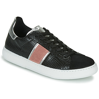 Sko Dame Lave sneakers Yurban LIEO Sort