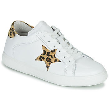 Sko Dame Lave sneakers Yurban LAMBANE Hvid
