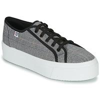 Sko Dame Lave sneakers Yurban SUPERTELA Sort / Hvid