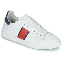 Sko Herre Lave sneakers Yurban LOUDE Hvid