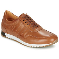 Sko Herre Lave sneakers So Size FELIX Kamel
