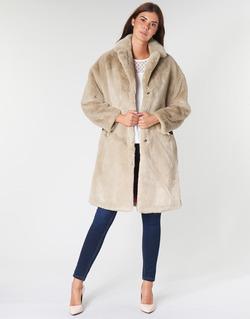 textil Dame Frakker Guess SHELLY Beige