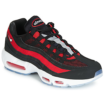 Sko Herre Lave sneakers Nike AIR MAX 95 Sort / Rød