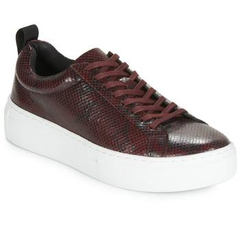 Sko Dame Lave sneakers Vagabond ZOE PLATFORM Bordeaux