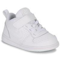 Sko Børn Lave sneakers Nike PICO 5 TODDLER Hvid
