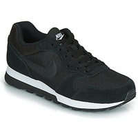Sko Dame Lave sneakers Nike MD RUNNER 2  W Sort