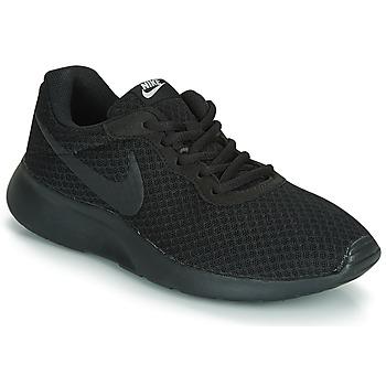 Sko Dame Lave sneakers Nike TANJUN W Sort