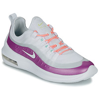 Sko Dame Lave sneakers Nike AIR MAX AXIS W Hvid / Violet