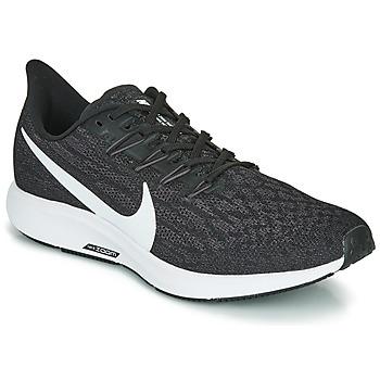 Sko Herre Løbesko Nike AIR ZOOM PEGASUS 36 Sort / Hvid